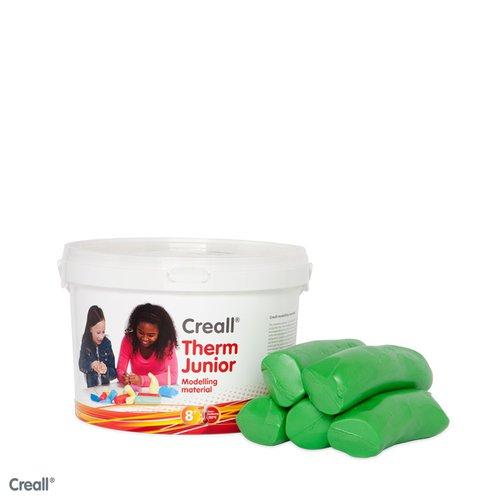 Creall-therm klei 2000 gram groen