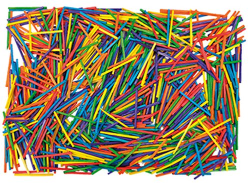 Streichhölzer farbig