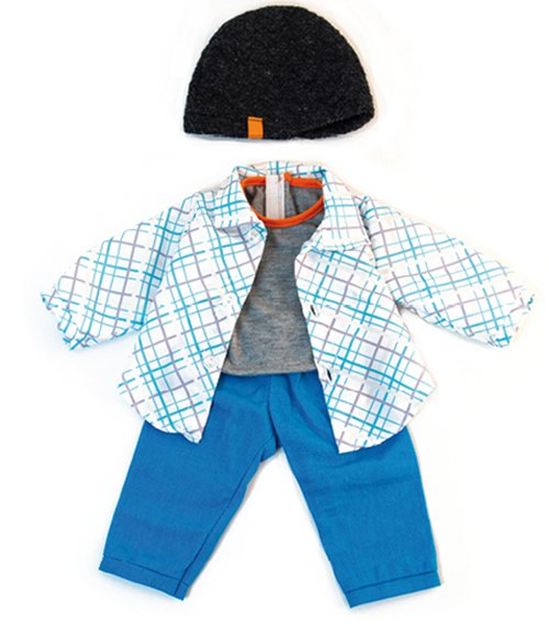 Outfit zomer voor pop 7300
