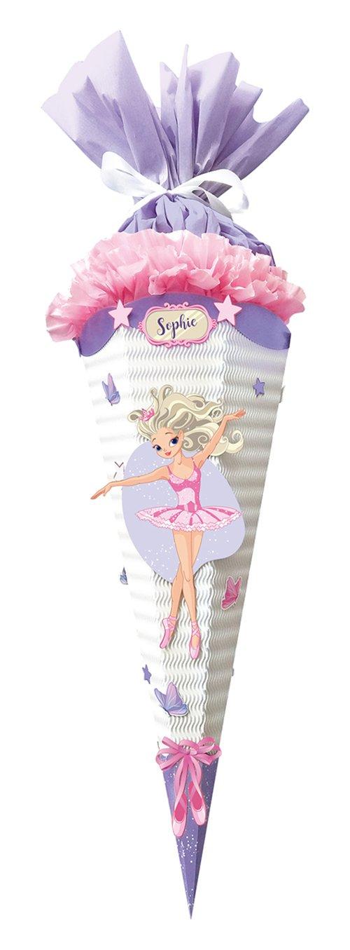 Schultüte Ballerina