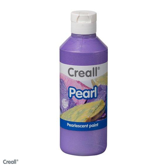 Creall-Pearl 250 ml, violett
