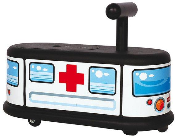 Rutschauto Krankenwagen