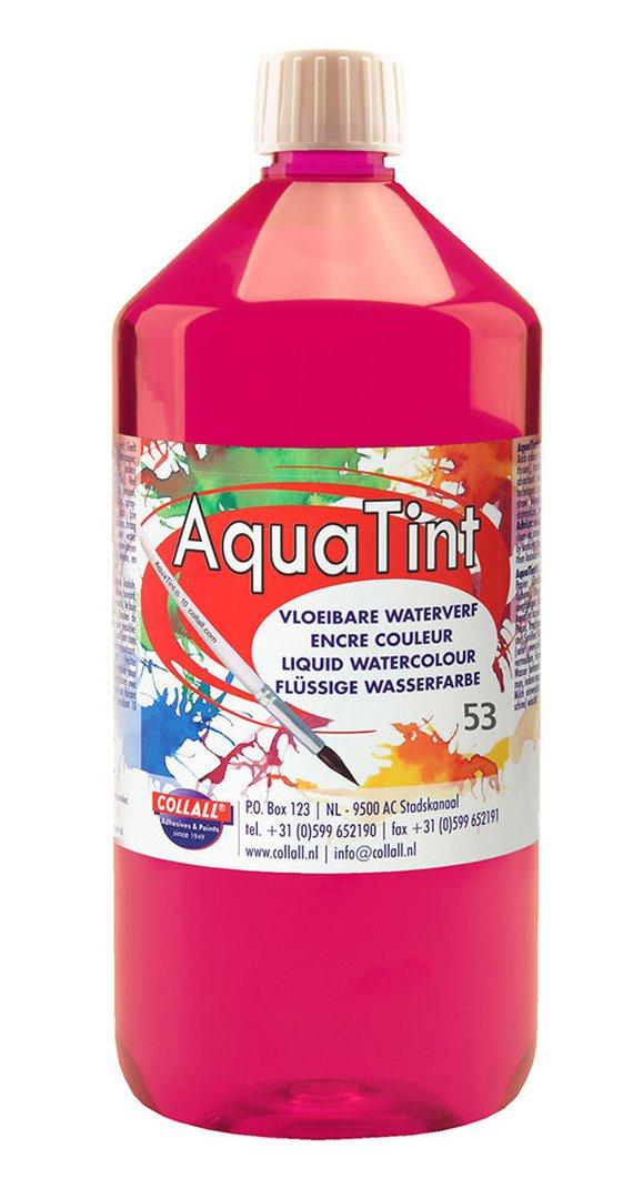 Aquatint pink 1000 ml.