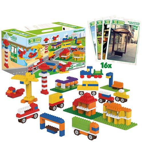 Biobuddi Lern- und Spielstadt