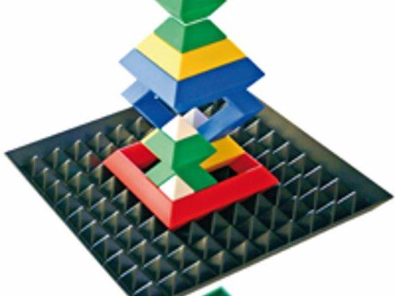 Basis voor triangelpuzzel