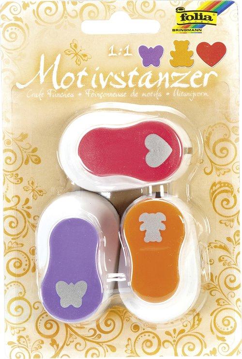 Motivstanzer Set 1.