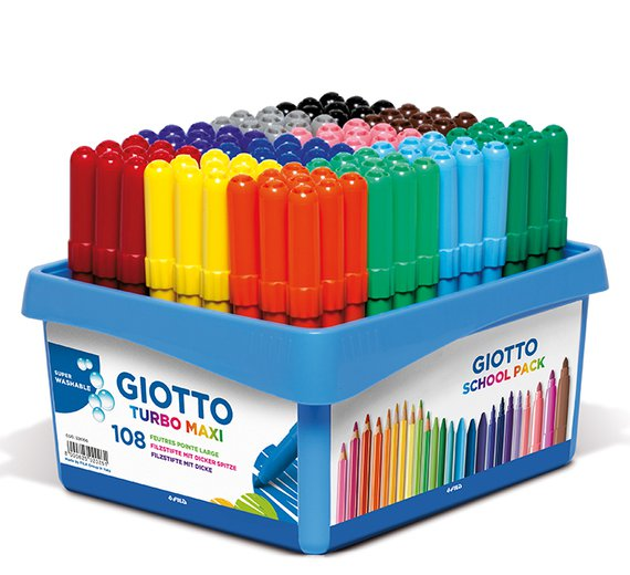 Turbo Maxi Filzer 9 Farben