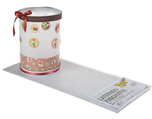 Lantaarnpapier wit KLEIN