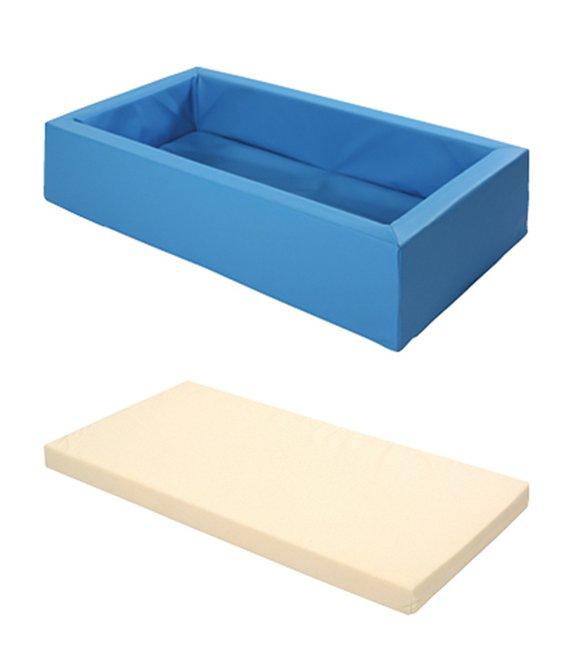 Matratze für Schaumstoff-Bettehen