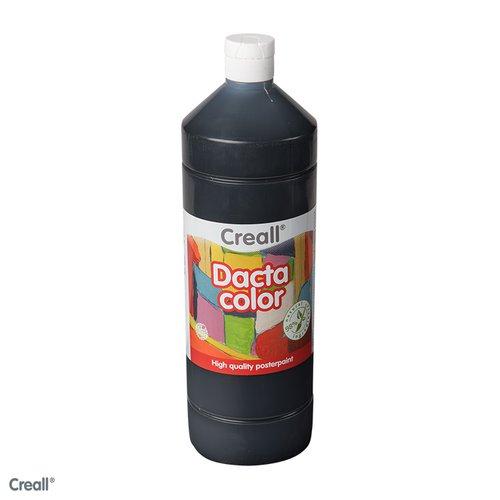 Dactacolor schwarz 1000ml.