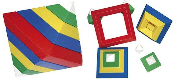 Triangle Puzzle.