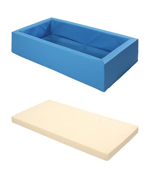 Matratze für Schaumstoff-Bettchen