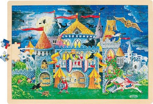 Puzzle Märchenschloß