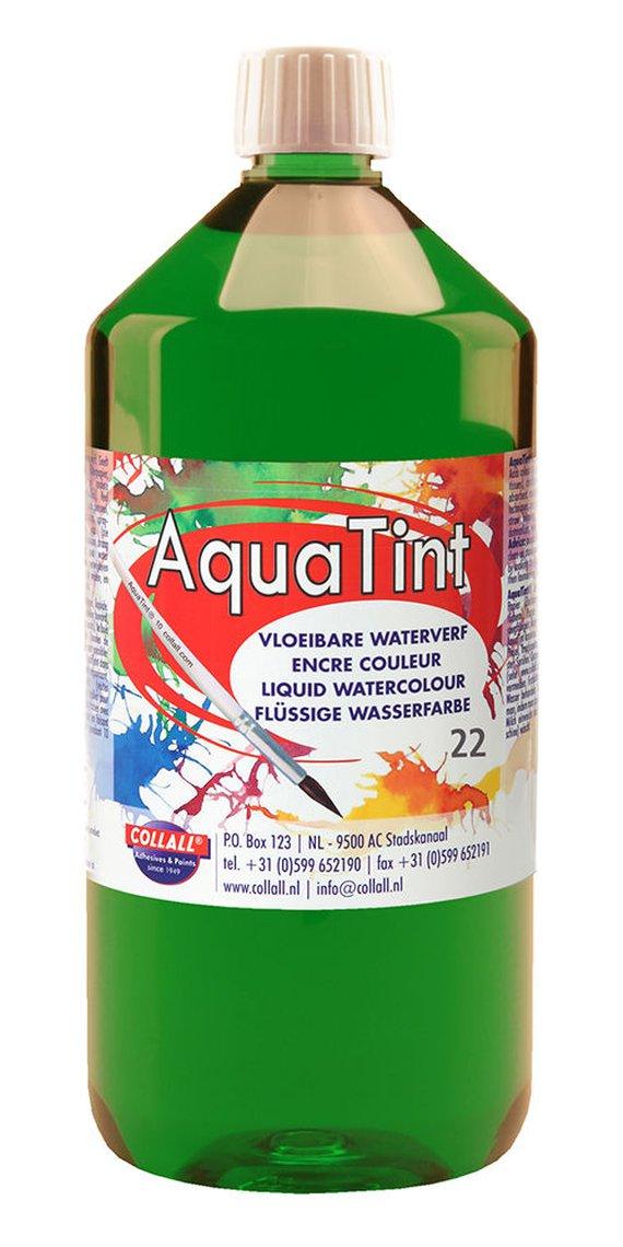 Aquatint d-grün 1000 ml.