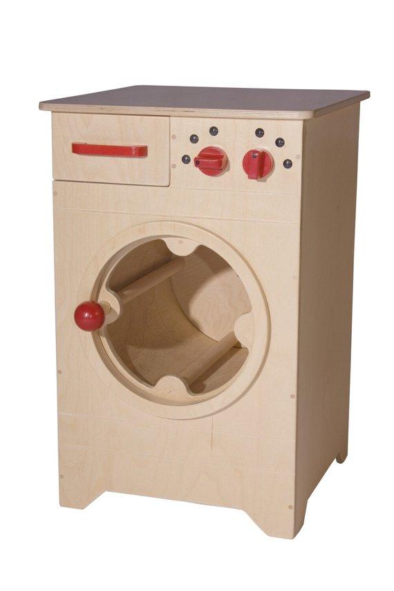 Waschmaschine mit drehender Trommel