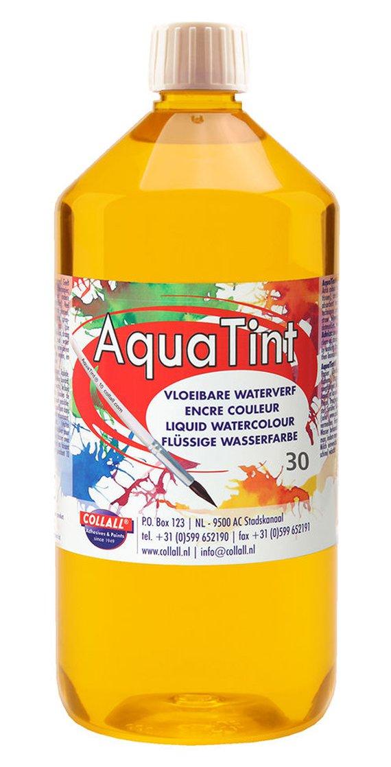 Aquatint 1000 ml geel