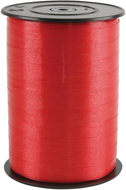 Kräuselband rot