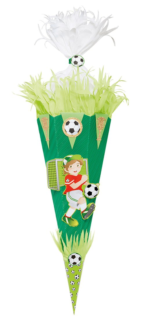 Schultüten-Motivset Fußballer