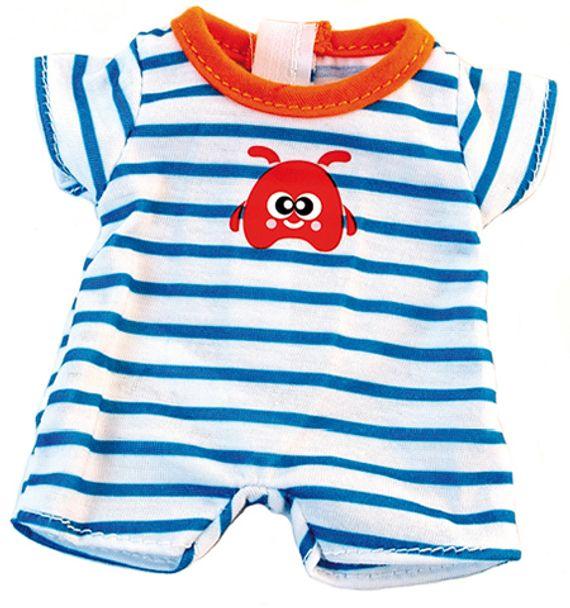 Outfit zomer voor minipop jongen