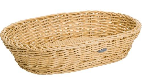 Korb, Schale Oval 32x23x7 cm.