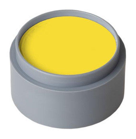 Schminke 15 ml grell gelb