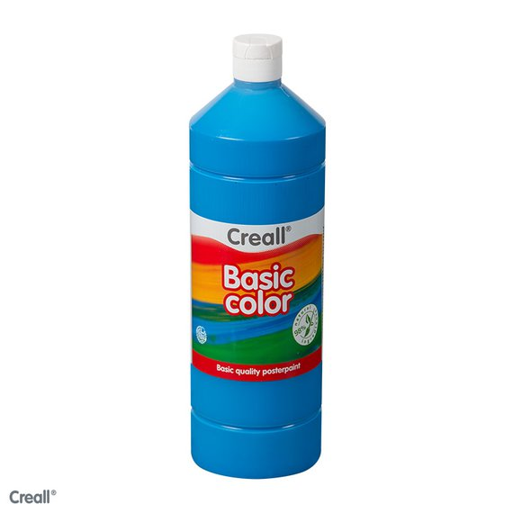 Basic color lichtblauw