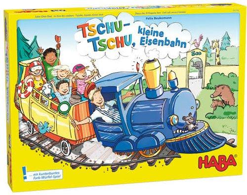 Tschu Tschu kleine Eisenbahn
