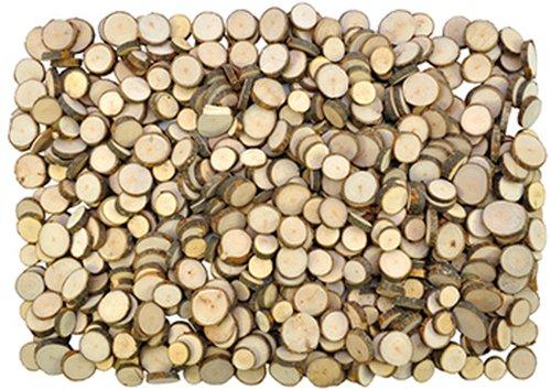 Naturholzscheiben