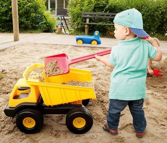 Sandauto Dumper