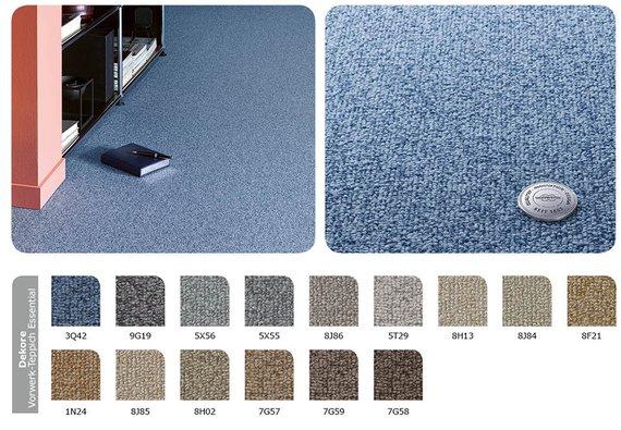 VORWERK Essential Teppich, Quadrat und Rechteck, gekettelt