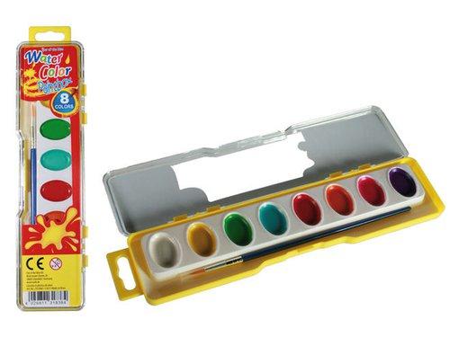 Waterverfetui met penseel (6)