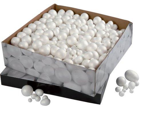 Tempex ballen en eieren