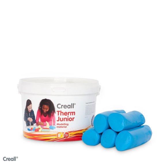 Crealltherm Knete blau 2000 Gramm