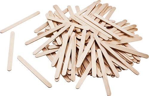 Eisstäbchen Holz naturell