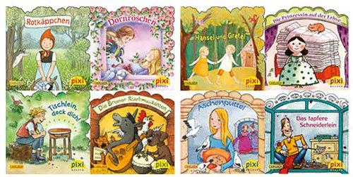 Märchenstunde mit Pixi, 8er-Set 6