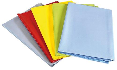 Wachstuch - Tischdecken, umkettelt, 100x140cm. Farbe rot
