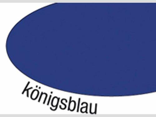 Zijdevloei 25 vel 50 x 70 cm donker blauw