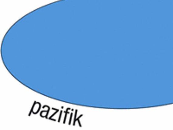 Dik Engels karton 300 gr. licht blauw 10 vel 50x70cm