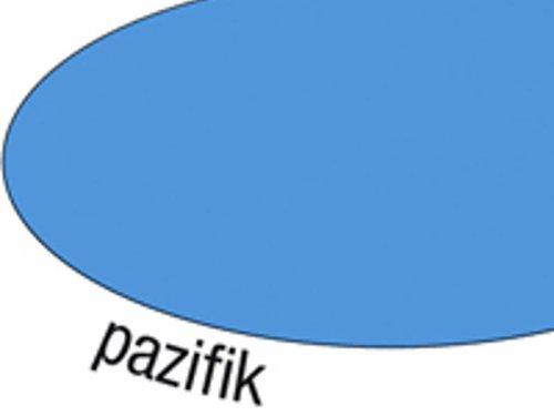 Zijdevloei 25 vel 50x70 cm licht blauw