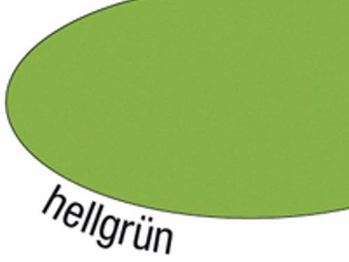 Bastelblock hellgrün 25x35cm. 200 Blatt