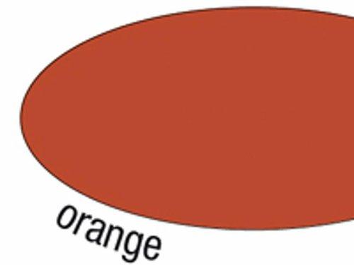 Gejokarton donker oranje 20 vel 50x70 cm.