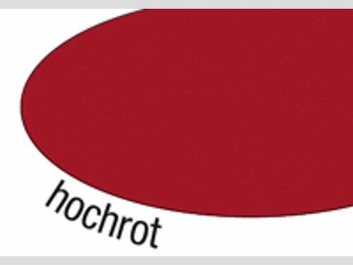 Tonpapier je 25 Blatt rot 50x70cm.