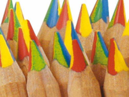 Farbriesen 4-farbig 12 Stück im Pappkarton.