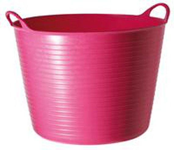Tubtrug Eimer 14 ltr. pink