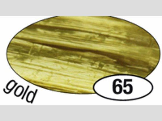 Kunstraffia goud 30 m.