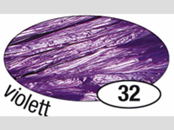 Kunstraffia violet 30 m.