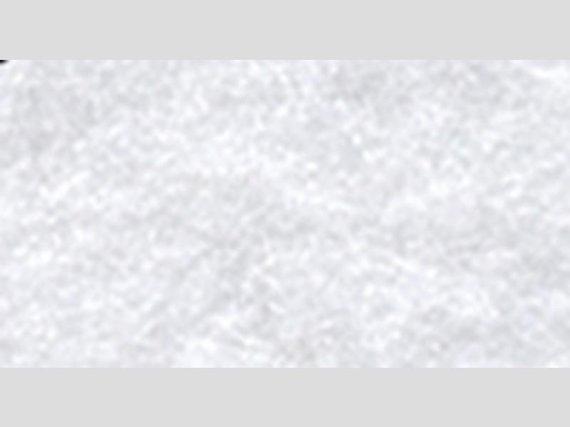 Vilt (150g/m2) wit op rol. 500x45 cm.