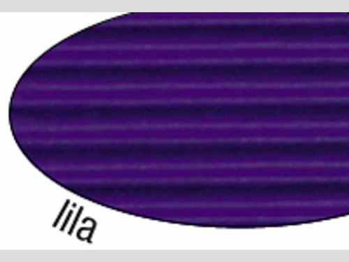 Golfkarton 10 vel 50x70 lila/violet