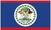 Flag for Belize