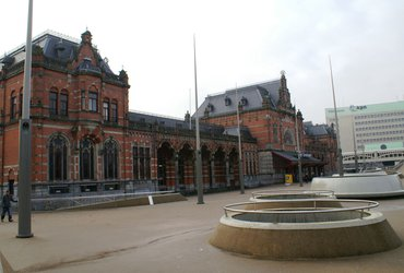 Herinrichting station, Groningen